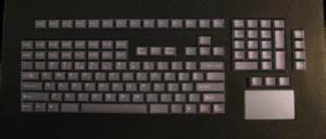 M-keyboard
